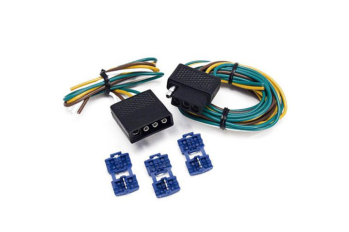 Groovy 4 Way Trailer Wiring Kit Wiring Cloud Hisonuggs Outletorg