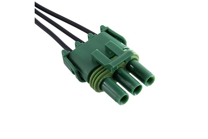 JT&T (2811F) 3-Wire GM Manifold Absolute Pressure (MAP) Sensor Connector  Pigtail, 1982 & Newer, 1 Pc