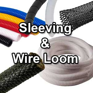 all about sleeving wire loom rh wiringdepot com