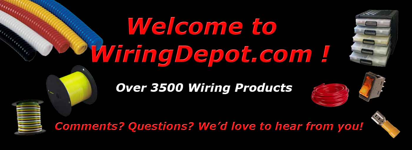 Wiring Depot - Your Source for Wiring Products and Accessories