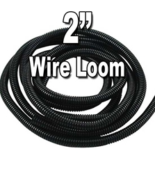 Split Loom (Flex-Guard) Tubing