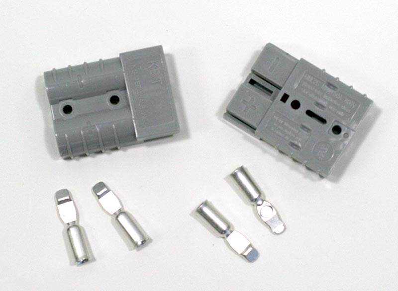 Side Post Battery Cable Kits : Amp battery cable connector kits