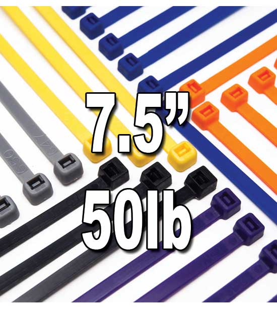 Cable Ties-Nylon Other names Wire Ties • Zip Ties • Quick Ties • Wire Wraps • Tie Wraps