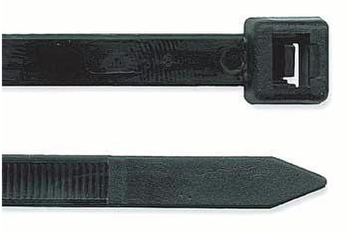 Heavy-Duty Cable Ties - Nylon Black