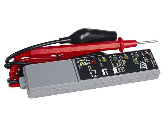 Battery Tester Home Depot : Battery analyzer tester