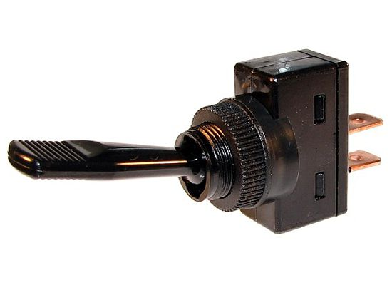 Non-Illuminated Toggle Switch  (S.P.S.T 20A @ 12 Volt)