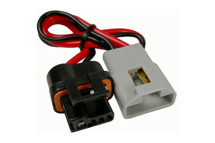 gm delco radio plug adapter