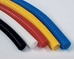 "1/2"" Diameter  Split Wire Loom Flex-Guard Convoluted Tubing -"