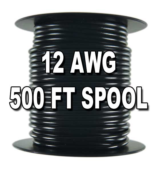 "Motor ""Hook-Up"" Wire"