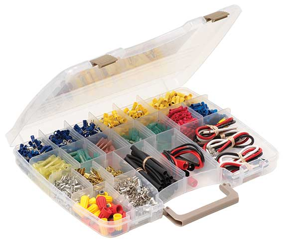 6968F HVAC/R Master Wiring Kit - 1200+ Pcs 6968F HVAC/R Master Wiring Kit - 1200+ Pcs