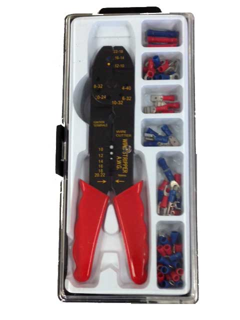 6993F - Crimp Tool & Terminal Kit - SALE! 6993F - Crimp Tool & Terminal Kit