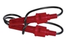 JT&T (2465F)- ACG or SFE Fuse Holder w/16 AWG leads, Qty 2
