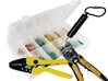 Heat Shrink Crimp & Solder Seal Kit + Tools + Laser Bundle Deal Heat Shrink Crimp & Solder Seal Kit + Tools + Laser Bundle Deal