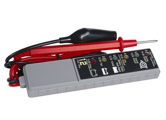 Battery Analyzer Tester