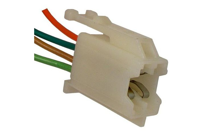 4-Wire GM Front Radio Speaker Adapter.