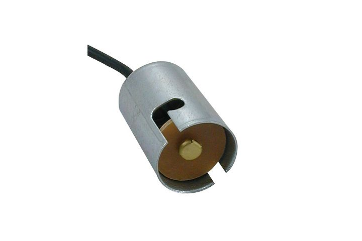 1-Wire Universal Single Contact Socket for Dome, Glove Box, Map Light & Multi-Purpose.