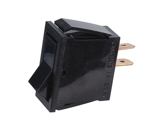 20 Amp   12 Volt S P S T  Illuminated Rectangular Rocker