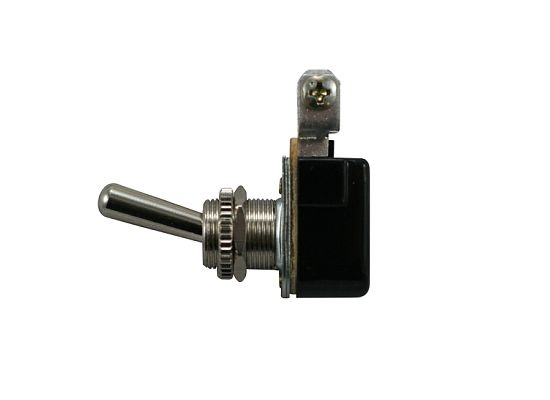 Bakelite Toggle Switch (15A @ 12 Volt)