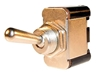 JT&T (2642F) - 25 AMP @ 12 Volt S.P.S.T. Heavy Duty On/Off Toggle Switch with Two Screw Terminals, 1 Pc.
