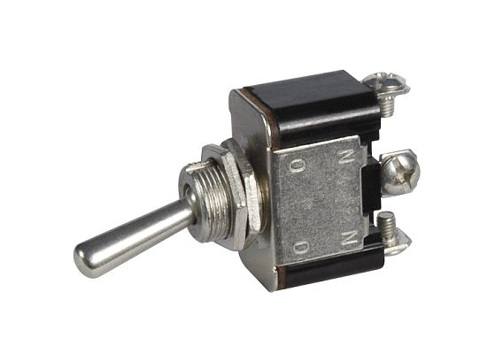 Heavy-Duty Toggle Switch (12 Volt)
