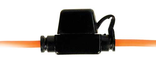 Mini In-line Fuse Holder